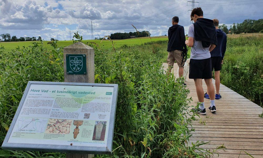 Turforslag: Tag ud og oplev naturens skønhed ved Absalonstien i Hove