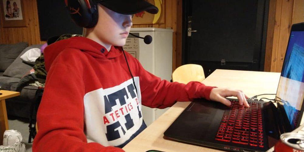 DUI Ølstykke afholder Online Gaming Event for alle børn – lørdag den 20. marts