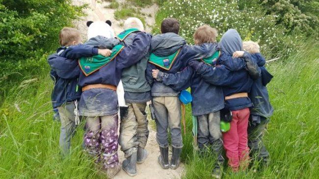 Bliv Mikro spejder i Det Danske Spejderkorps i Ølstykke